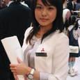 東京モーターショー  コンパニオン