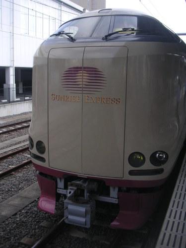 サンライズ 瀬戸号3
