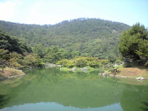 高松 栗林公園 3