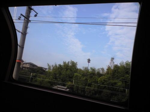 サンライズ瀬戸の車窓から4